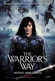The Warrior's Way 2010 Poster