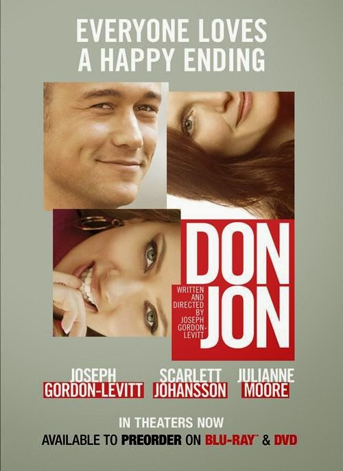 Don Jon [Blu-ray] with Joseph Gordon-Levitt and Scarlett Johansson