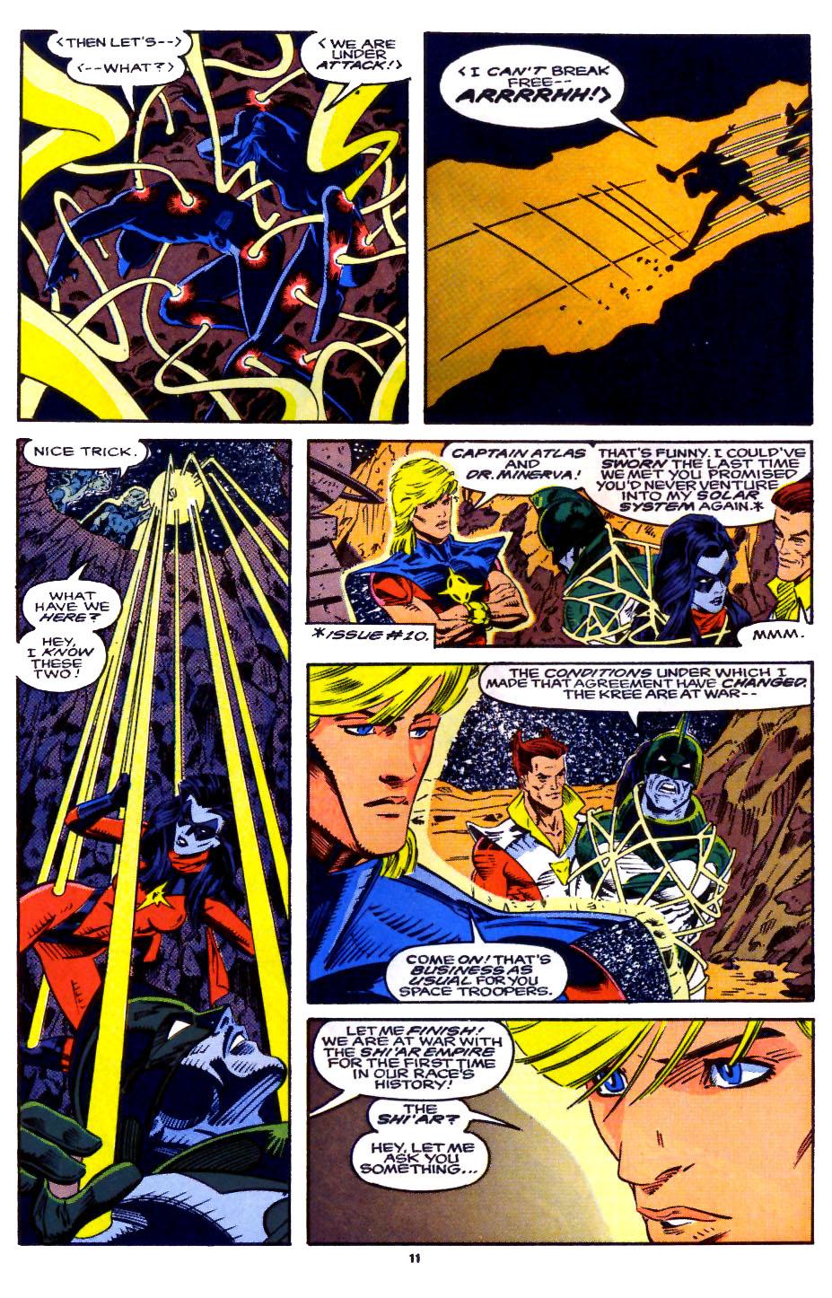 Captain America (1968) Issue #398c #333 - English 9