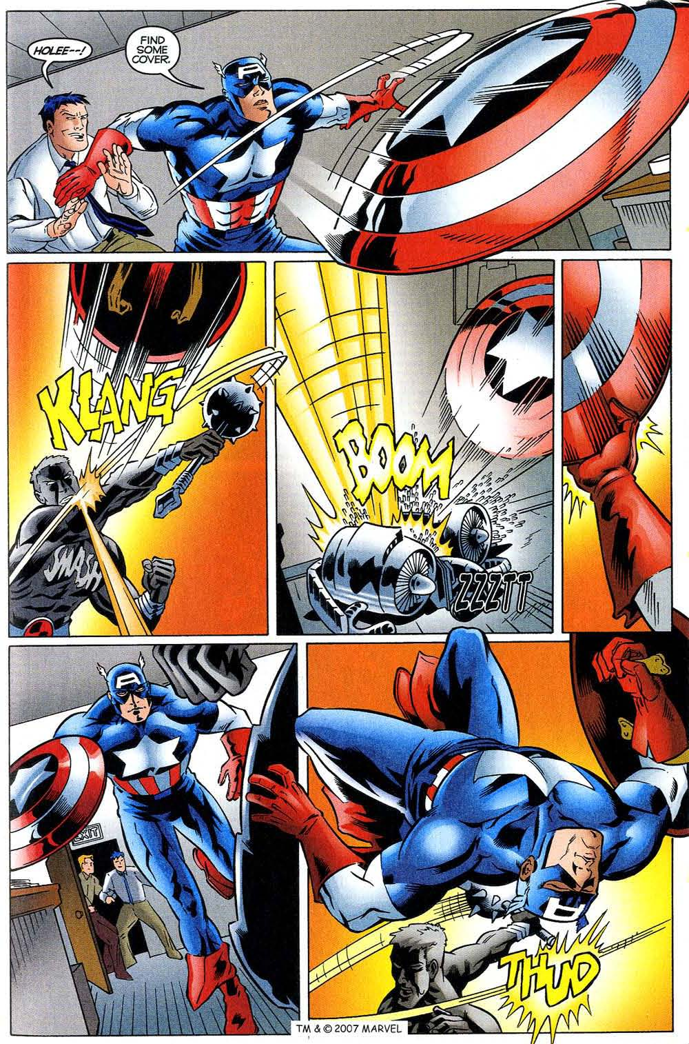 Captain America (1998) Annual 1999 #2 - English 43