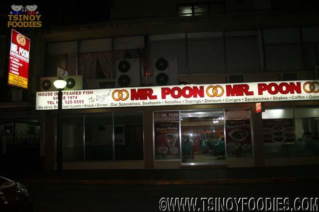 mr poon