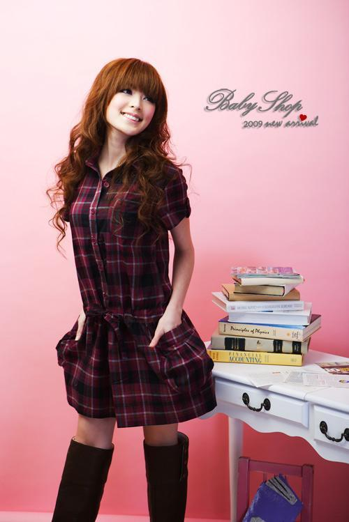 The Punk Fashion Korean Fashion Style Dress Design