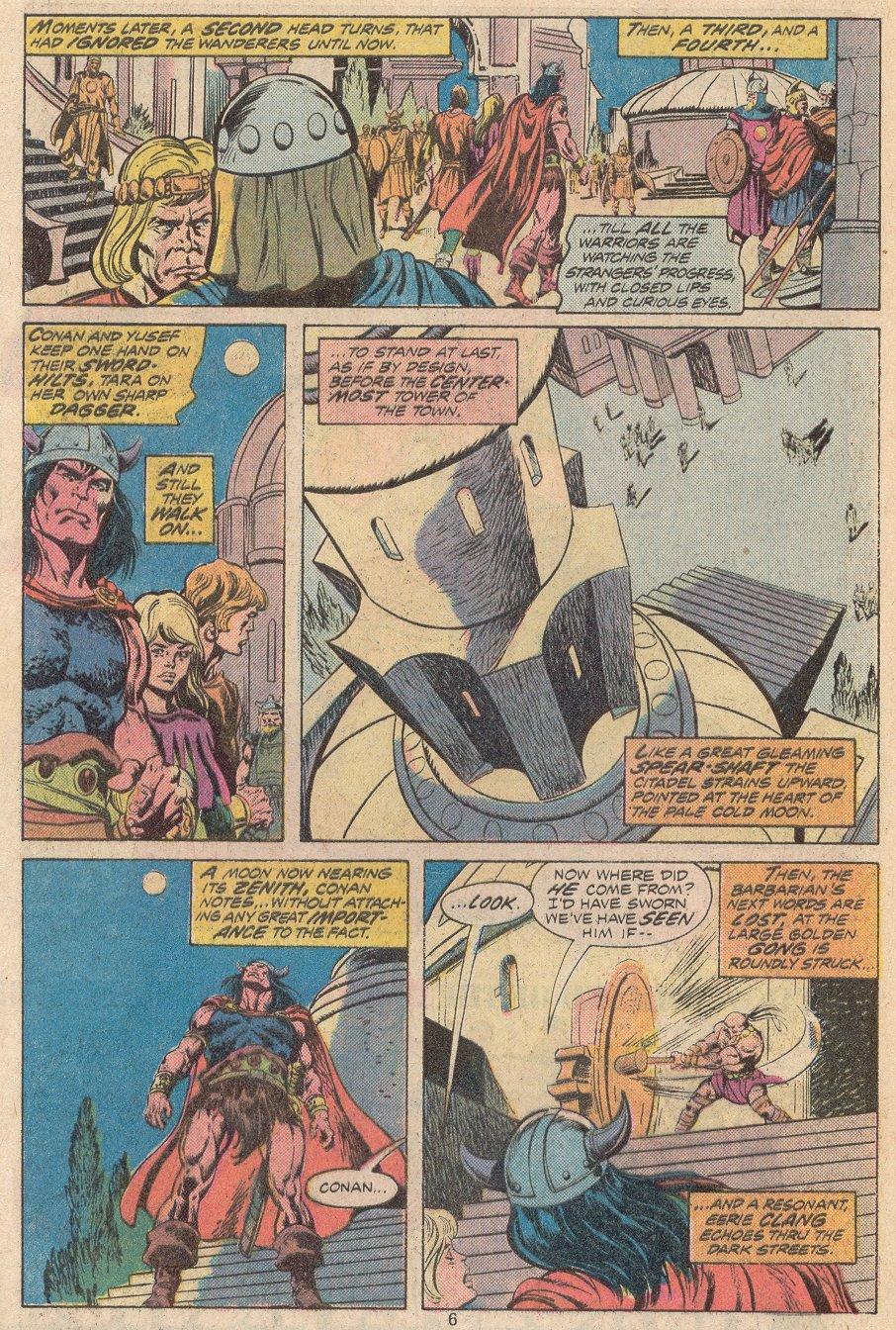 Conan the Barbarian (1970) Issue #56 #68 - English 5