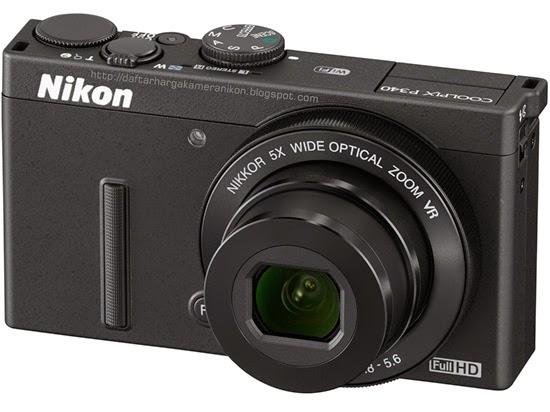 Harga dan Spesifikasi Kamera Nikon Coolpix P340