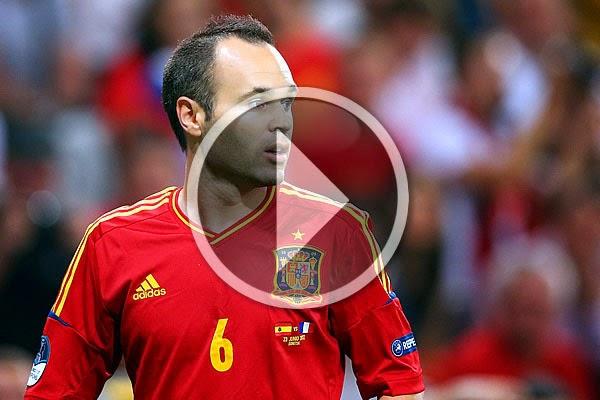 España vs Australia En Vivo