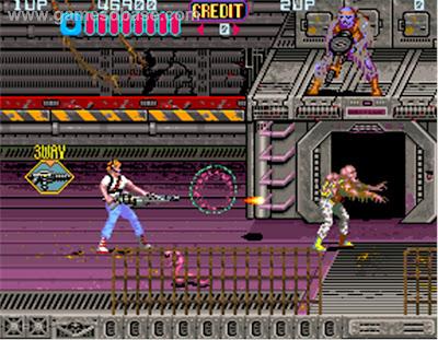aliens arcade game descargar gratis