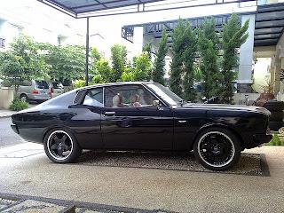 Toyota Corona Mark II 1976 Coupe