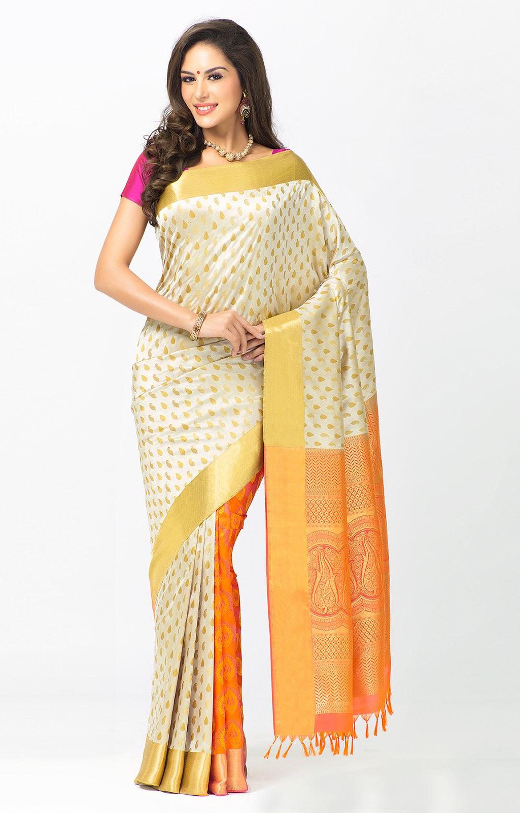 Malar World Latest Rmkv Wedding Silks Collection