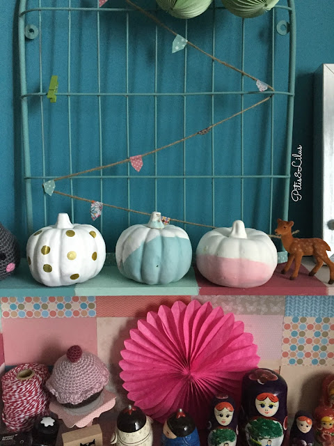 DIY CALABAZAS OTOÑO HALLOWEEN CHALK PAINT