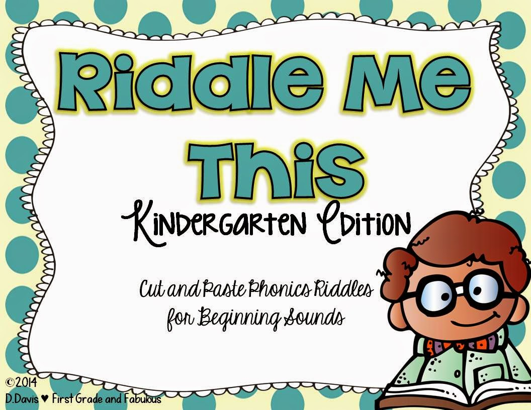 Riddle Me This-Beginning Sound