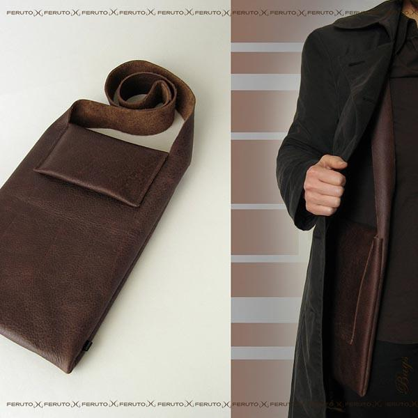 The Handmade Leather iPad Bag