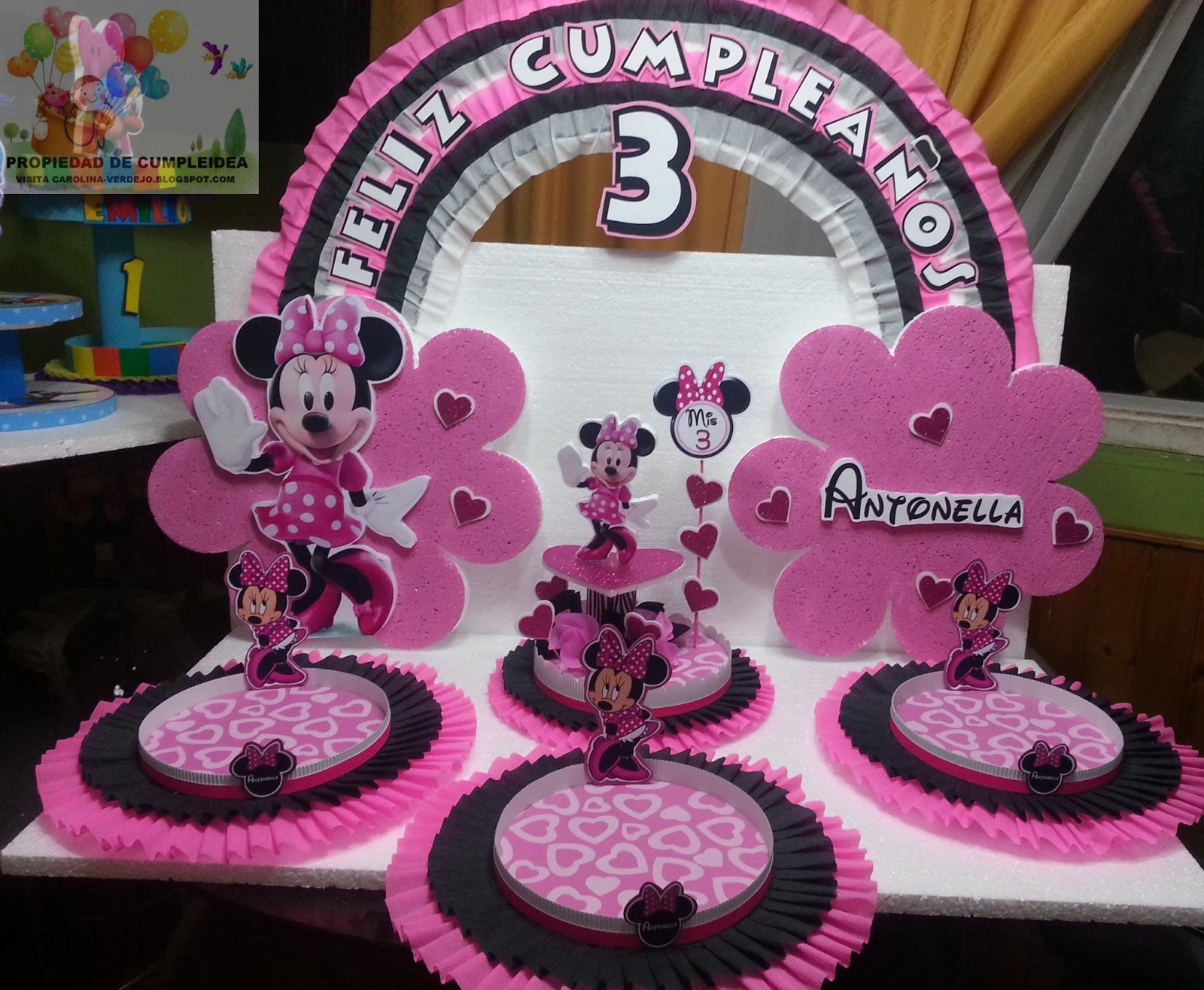 decoracion minnie mouse mouse minnie mouse de minnie mouse mickey mouse y minnie
