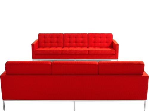 Must have il divano anni 39 50 di florence knoll appunti da autodidatta - Divano florence knoll ...