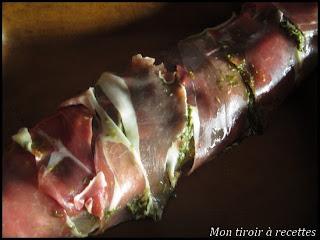 poisson à l'italienne