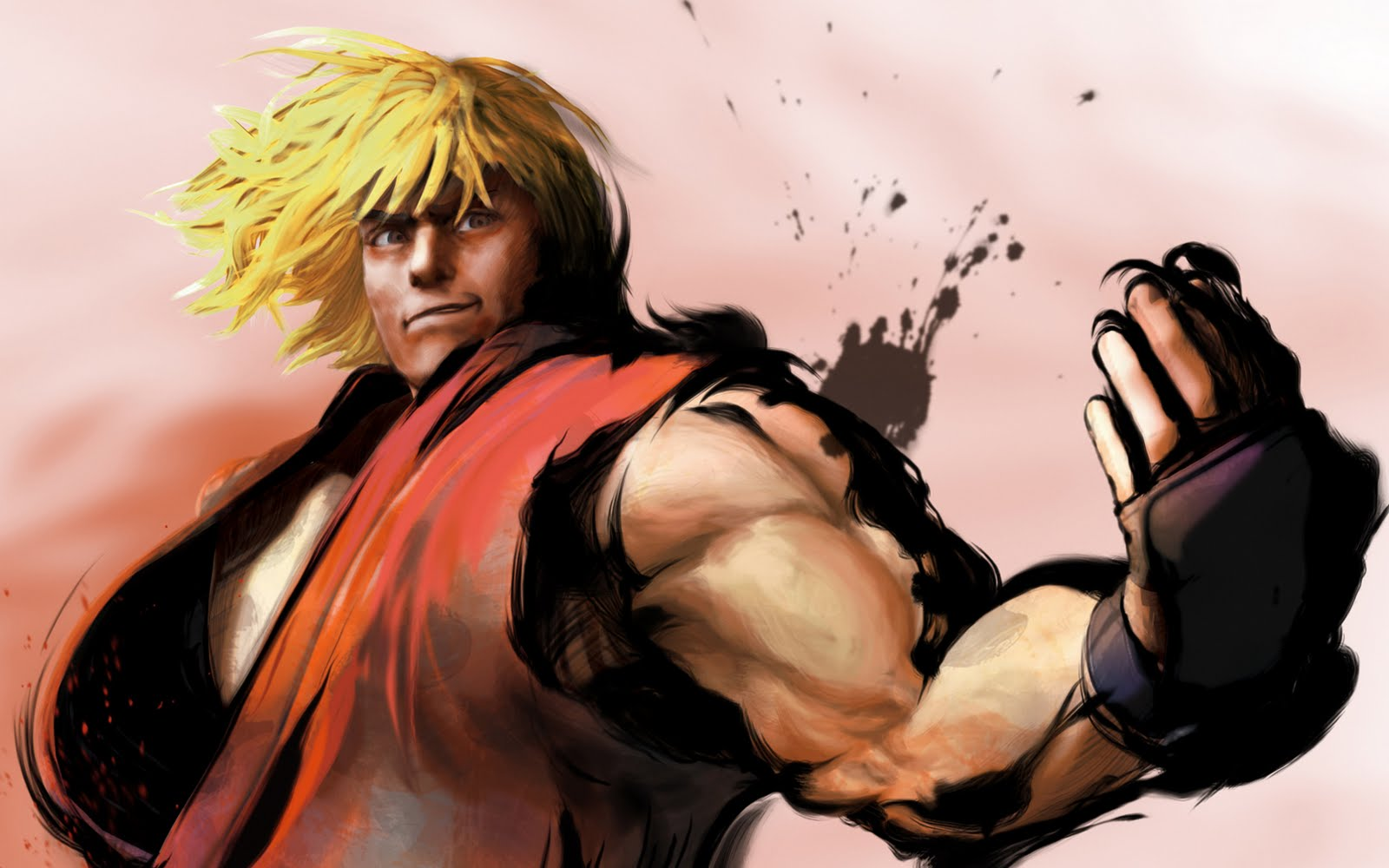 Street Fighter HD & Widescreen Wallpaper 0.45332656188656