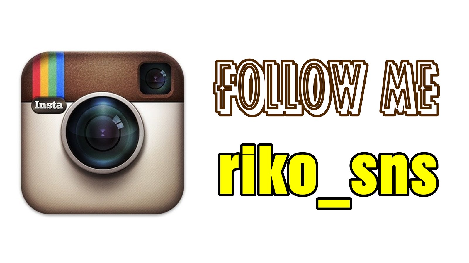 Follow Instagramku