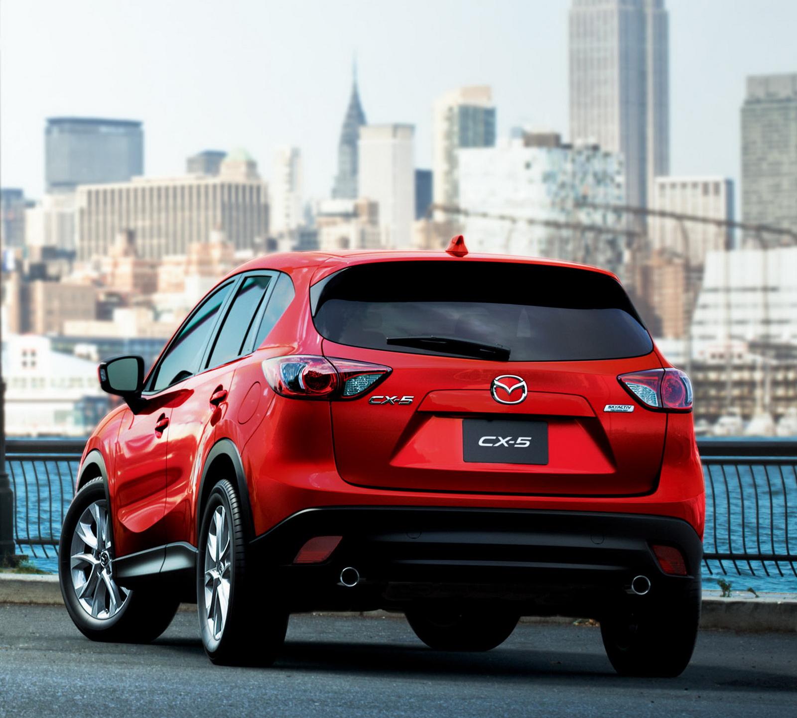 Mazda Com Cx5: Mazda To Launch All-New Mazda CX-5 Crossover SUV