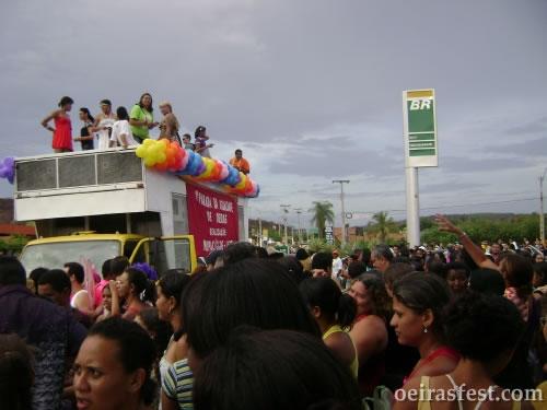 Parada do Orgulho LGBT de Oeiras, Piauí, acontecerá em setembro