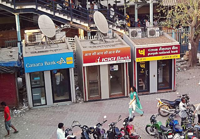 ATM's in India