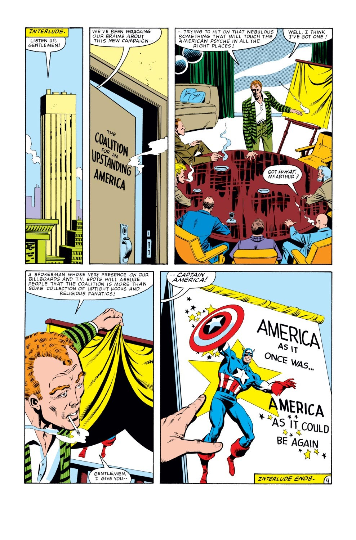 Captain America (1968) Issue #276 #192 - English 5