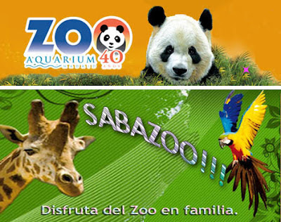 Conoce el Zoo de una manera divertida con Sabazoo