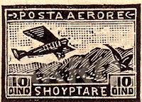 kompania e pare civile ne shqiperi, lufthansa, aviacion civil
