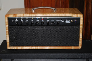 Two-Rock Amp, The Wood
