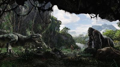 King Kong si existio