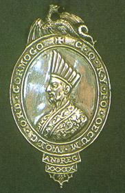 Medalla gorgomon