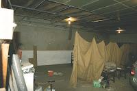 Garage en cours de réduction galerie Espéranto