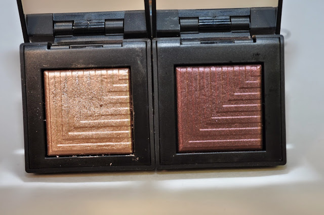 NARS Dual-Intensity Eye Shadows in Himalia and Subra