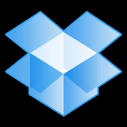 Dropbox 2.4.0 لرفع الملفات على الانترنت.