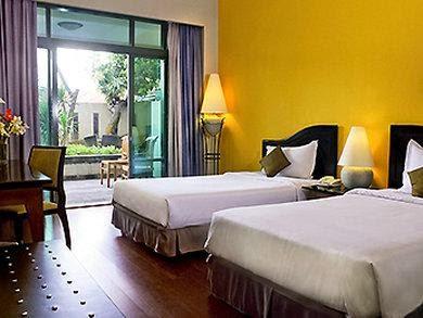 Fasilitas Kamar - Hotel Novotel - Jogja