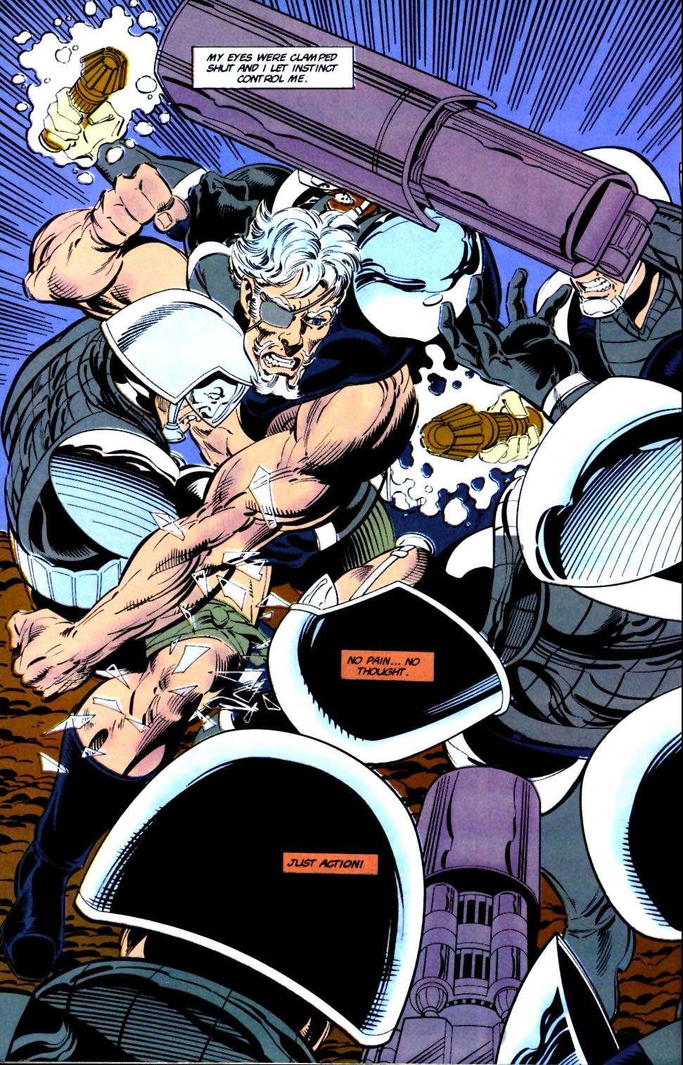 Deathstroke (1991) Issue #16 #21 - English 20