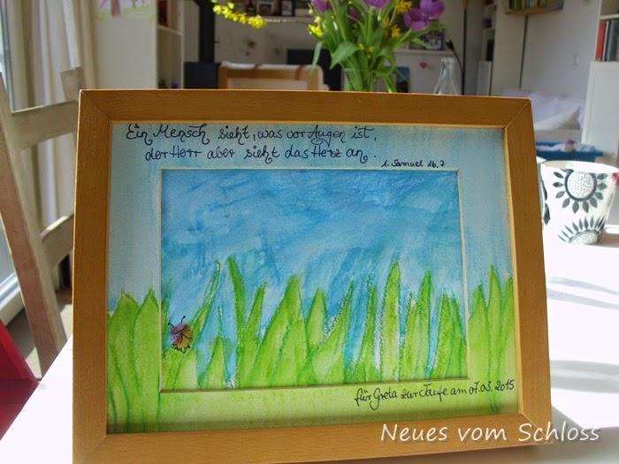 Taufgeschenk, Creadienstag, upcycling, Kinderbastelei- neuesvomschloss.blogspot.de
