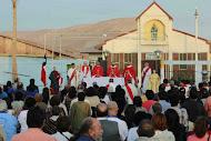 Caravana Diocesana por San Marcos en Arica