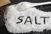 Garam Obat Alternatif Sakit Tenggorokan