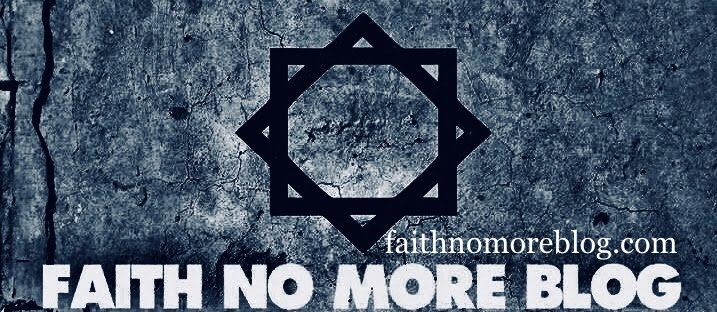 Faith No More Blog
