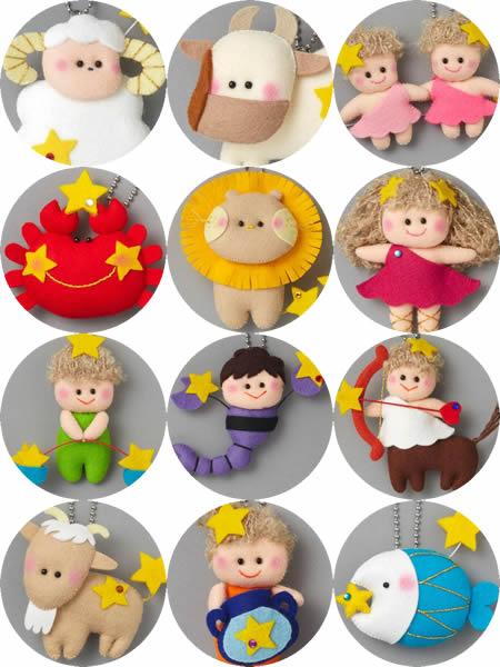 Imagenes de figuras de fieltro de navidad - Figuras fieltro navidad ...