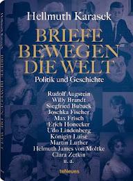 """Projekt:  Vier  Gastkolumnen zu """"Briefe bewegen die Welt"""", Band 3 Politik und Geschichte."""