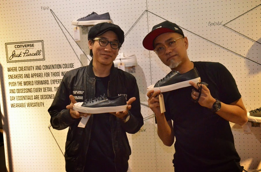 August 2014 - Launch of Converse Jack Purcell at The OffDay Bangsar