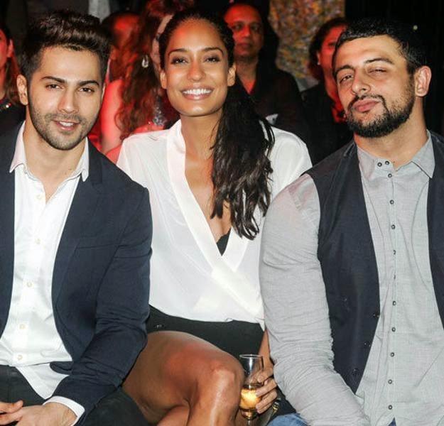 Is Varun Dhawan and Lisa Haydon Dating each other