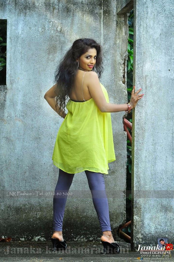 Lakshika Jayawardhana back