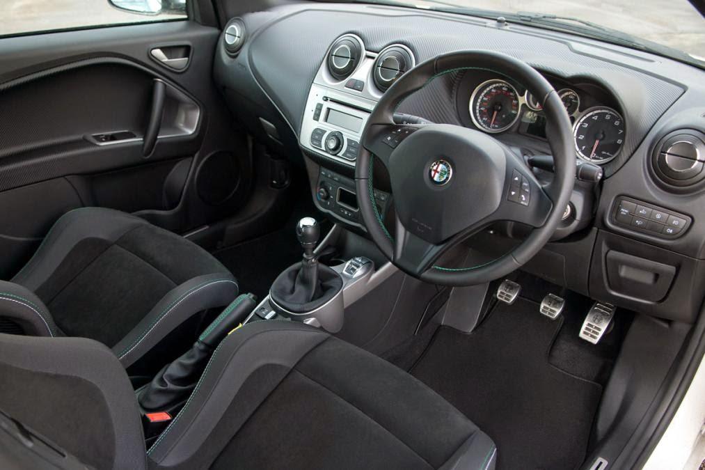 Alfa Romeo Mito Cloverleaf 2014