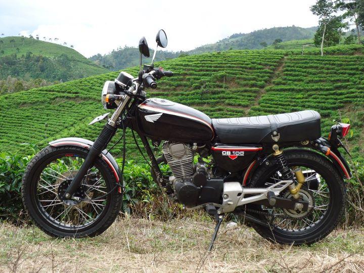 Kumpulan Modifikasi Honda CB
