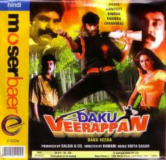 Daku Veerappan 2001 Hindi Movie Watch Online