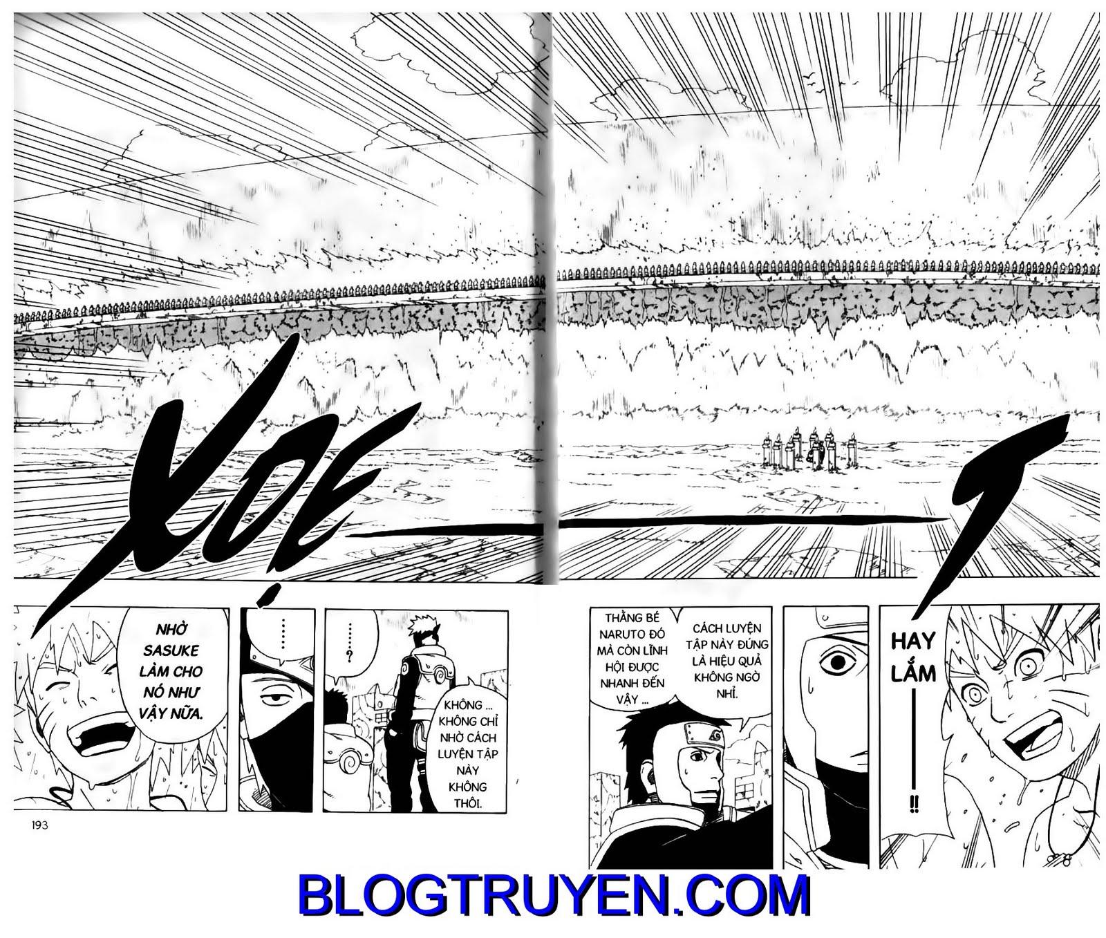 Naruto chap 319 Trang 16 - Mangak.info
