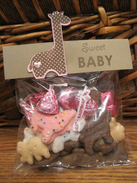 Baby Shower Favors With Animal Crackers ~ I m in haven baby shower favors