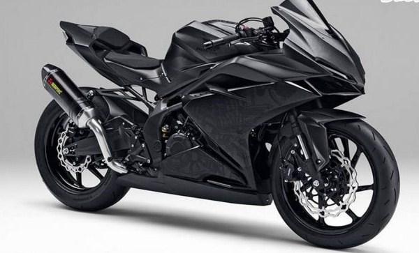 Honda Motor Sport Concept Photo Release Mysterious , Ancestor CBR250RR ???!