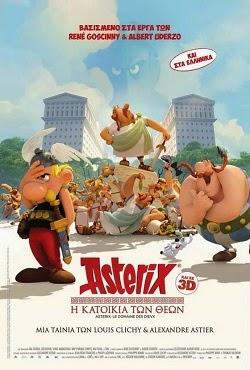 Asterix: Vùng Đất Thần Thánh - Asterix: The Land Of The Gods